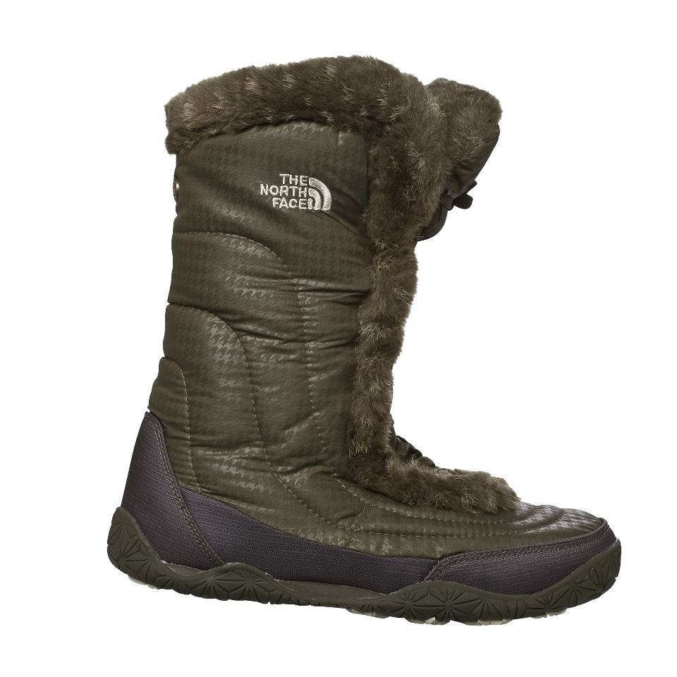 The North Face Nuptse Fur Iv Boots Womens