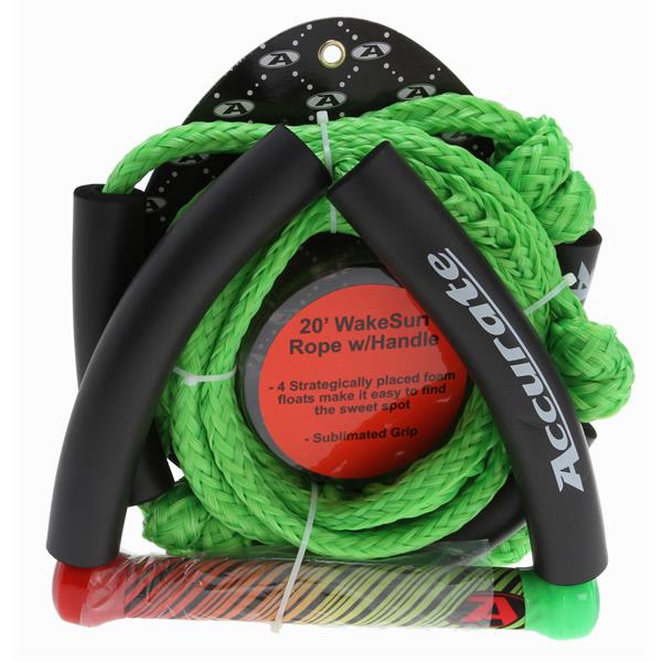 Accurate Surf Rope 20Ft U.S.A. & Canada