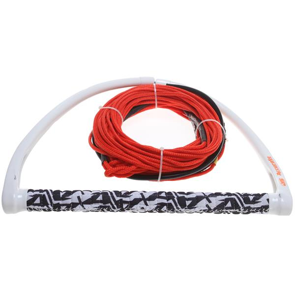 Accurate Chamois Handle W / Fuse Mainline Wakeboard Rope Combo Assorted U.S.A. & Canada