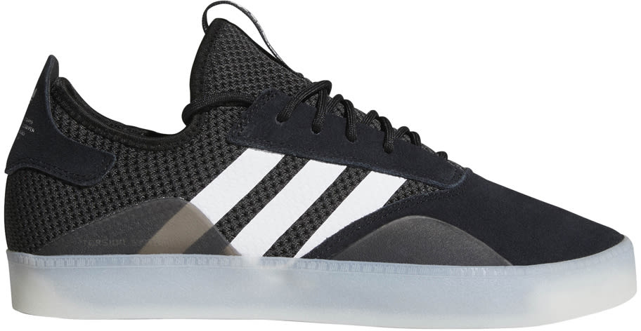 buy popular 10d29 89ab3 Adidas 3ST.001 Skate Shoes - thumbnail 1