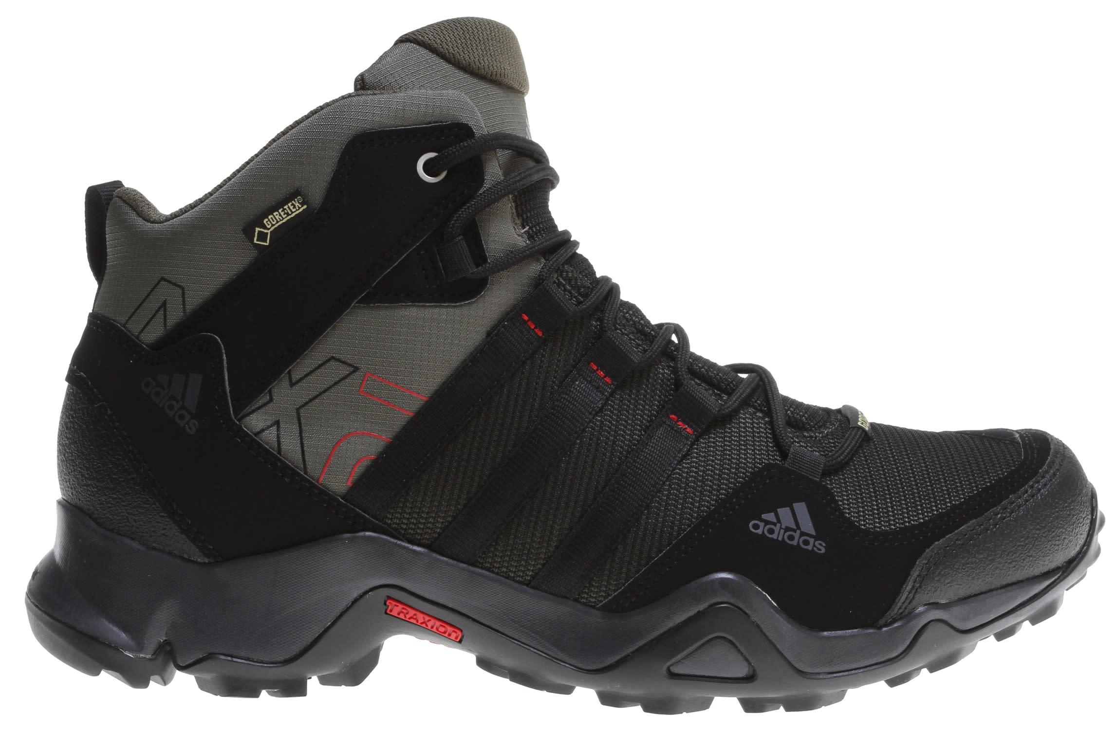 Adidas Ax2 Mid Gore Tex Hiking Boots