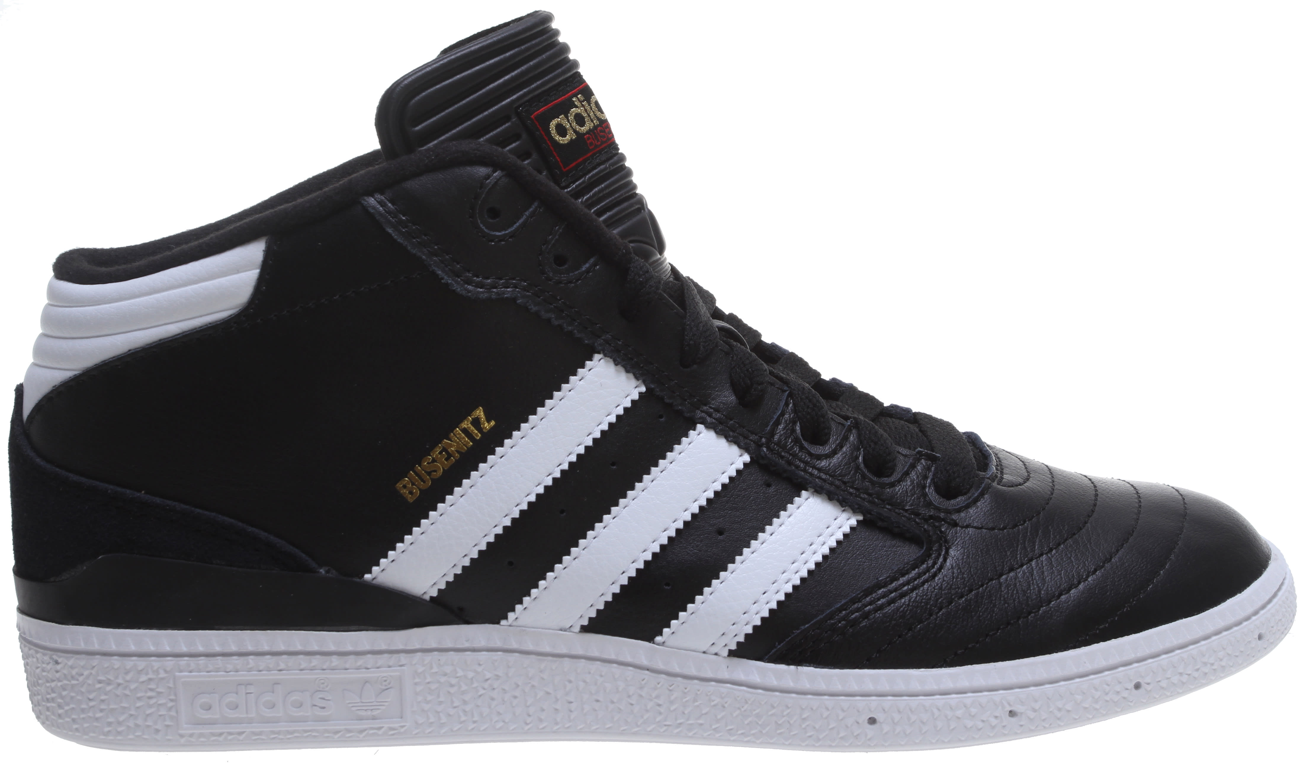 wholesale dealer b2036 240c0 Adidas Busenitz Pro Mid Skate Shoes - thumbnail 1