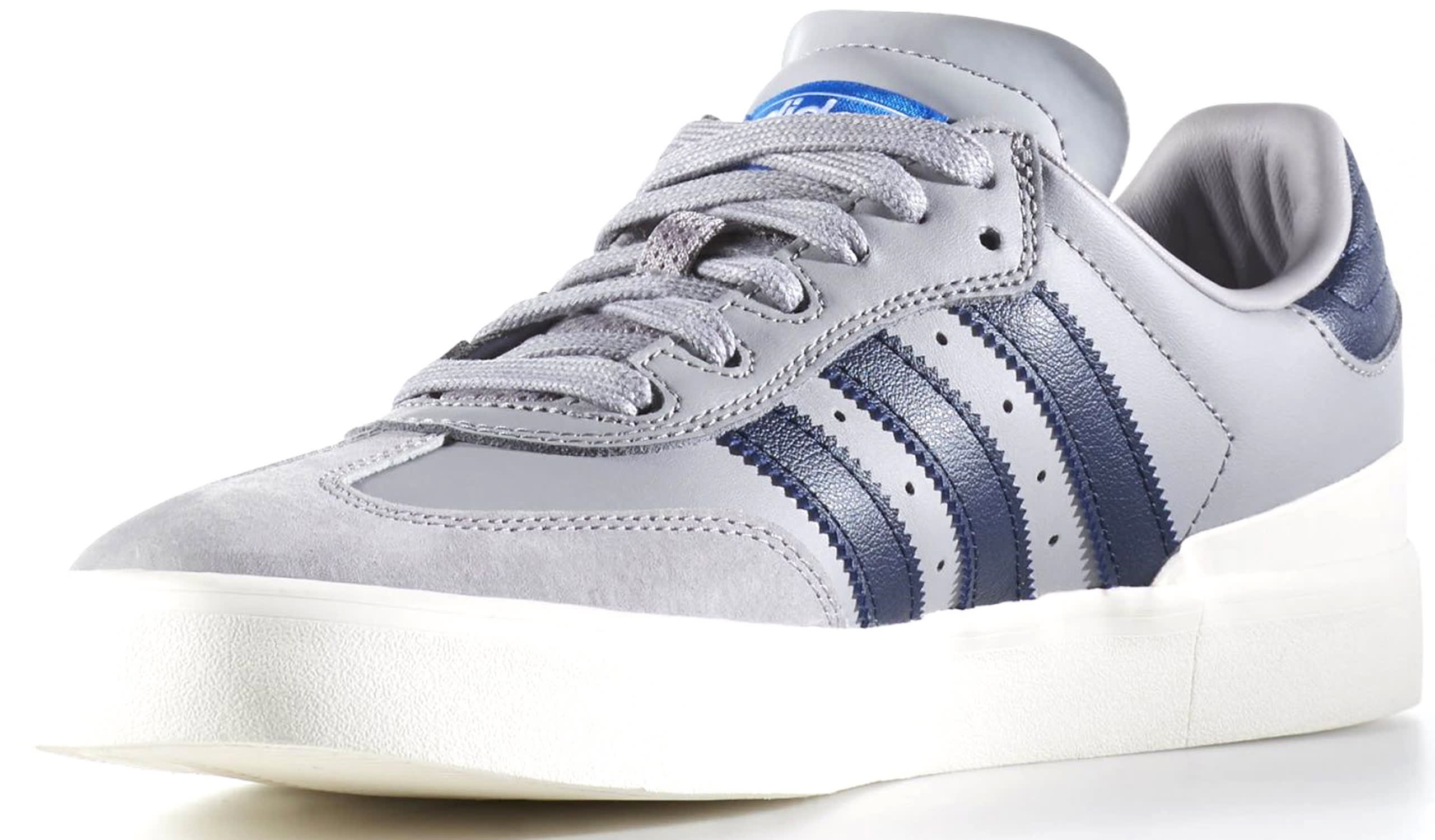 premium selection 5debb c18ed Adidas Busenitz Vulc Samba Edition Skate Shoes - thumbnail 2