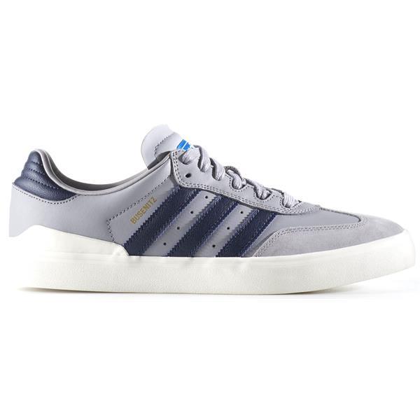 Adidas Skate Busenitz Vulc Samba - Collegiate Navy / Footwear White - Size 10.5