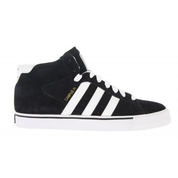 Adidas Campus Vulc Hi Skate Shoes. Click to Enlarge c9b97732d