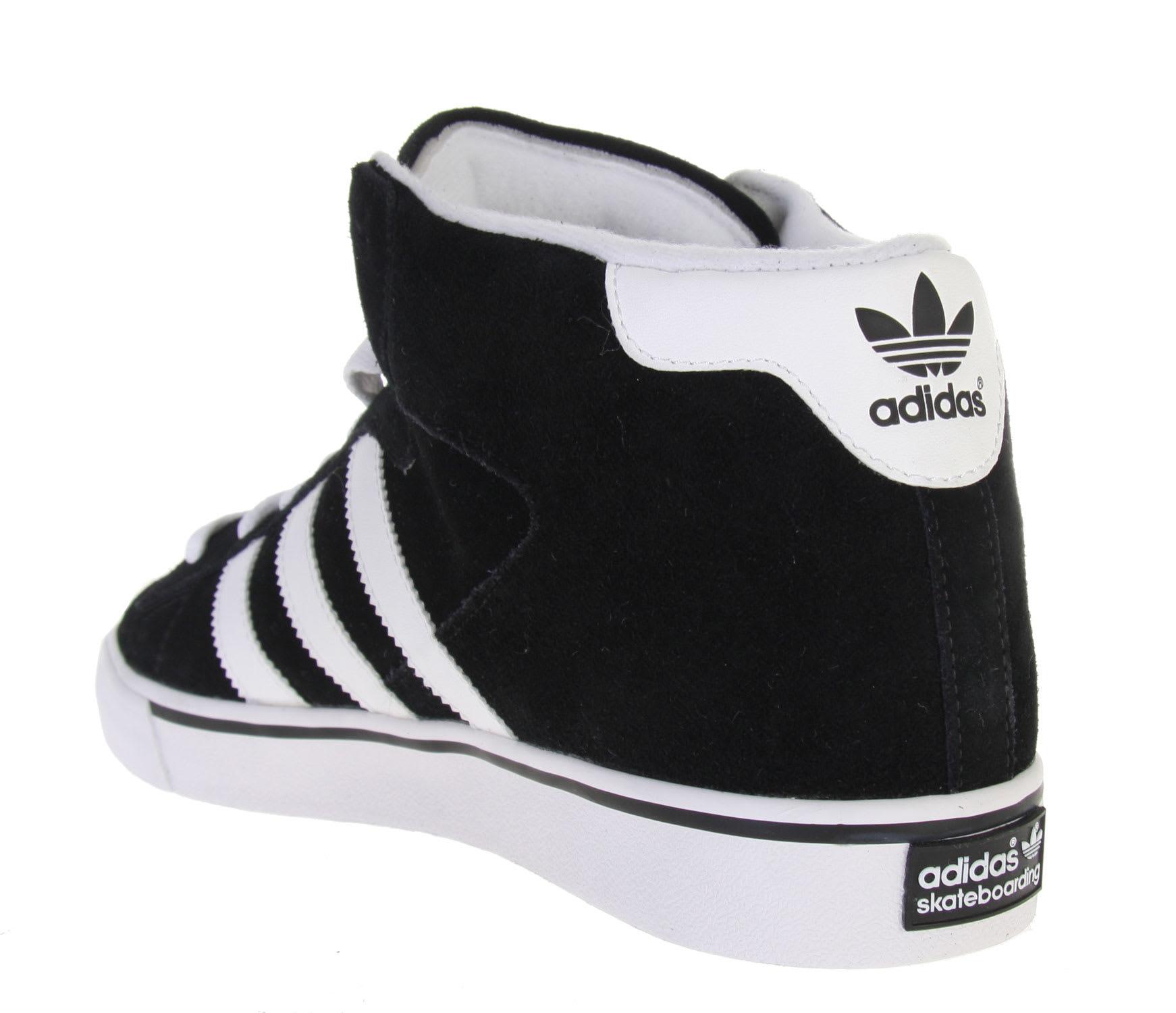672f723271 Adidas Campus Vulc Hi Skate Shoes - thumbnail 2