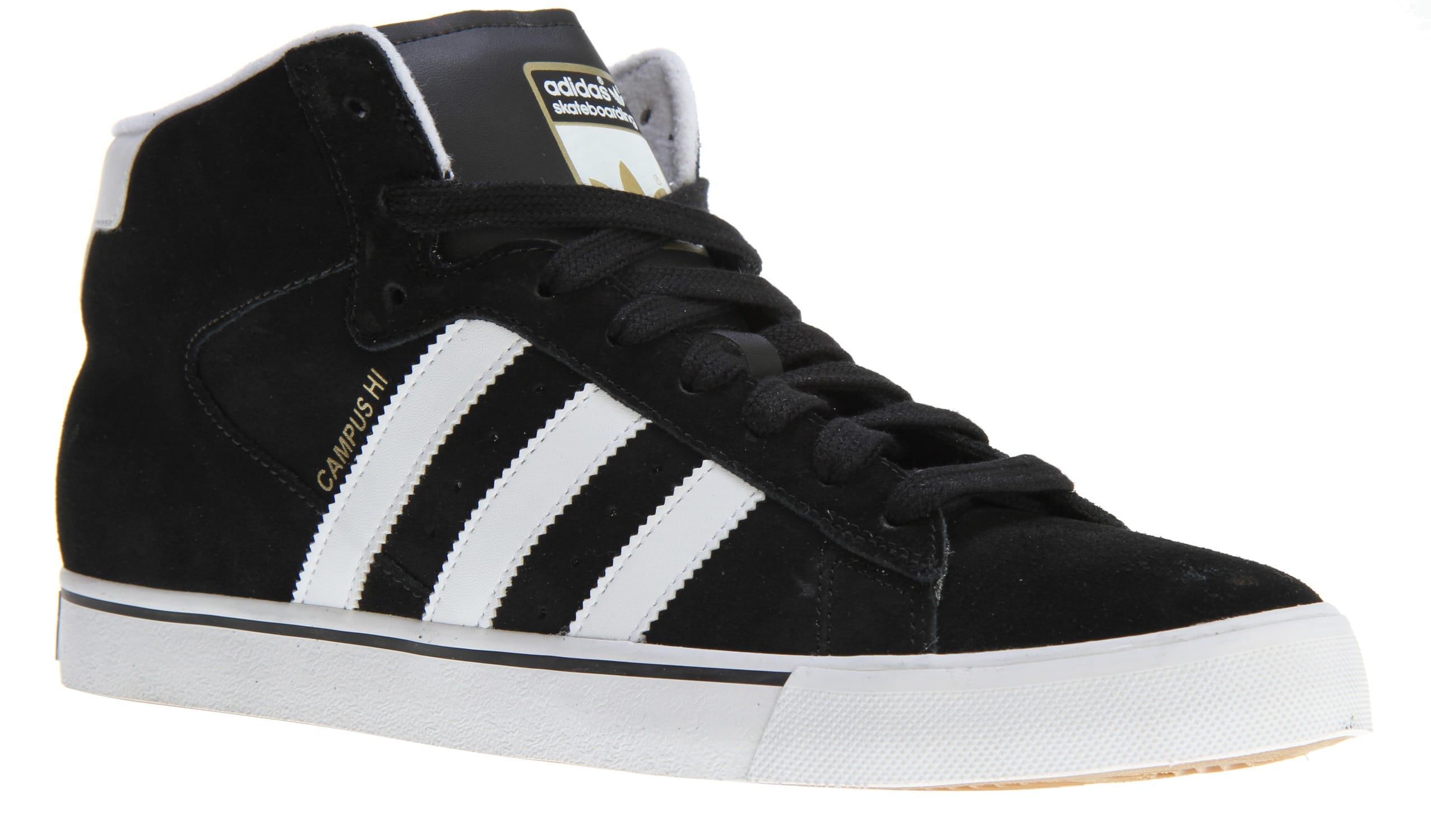 premium selection 4411c 4f07c Adidas Campus Vulc Mid Skate Shoes - thumbnail 2