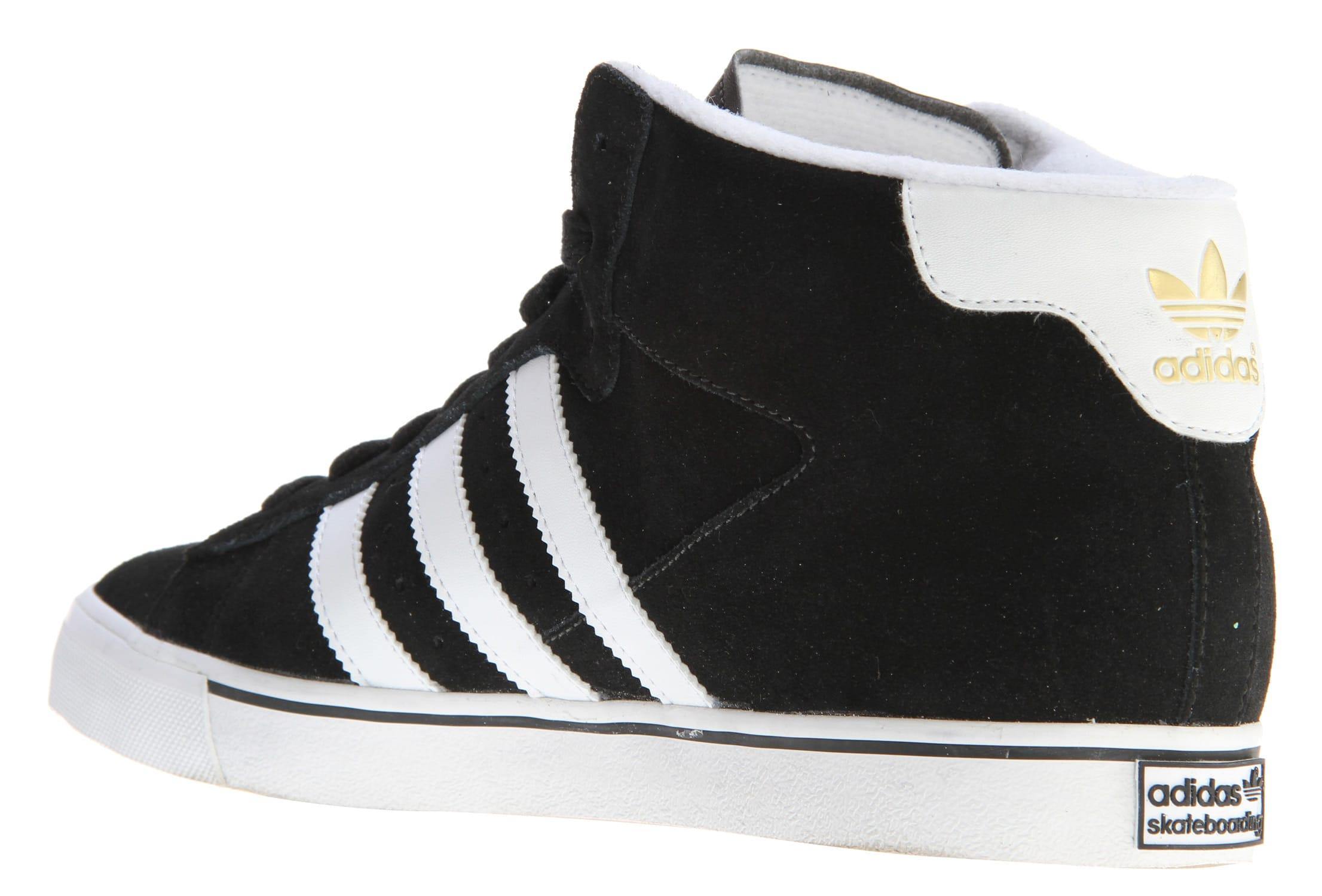 Adidas Campus Vulc Mid Skate Shoes