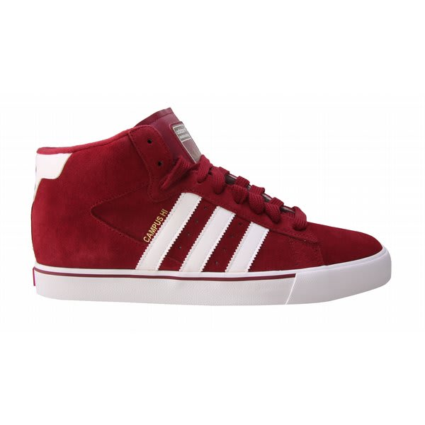 huge selection of 4509d 4d363 Adidas Campus Vulc Mid Skate Shoes. Click to Enlarge