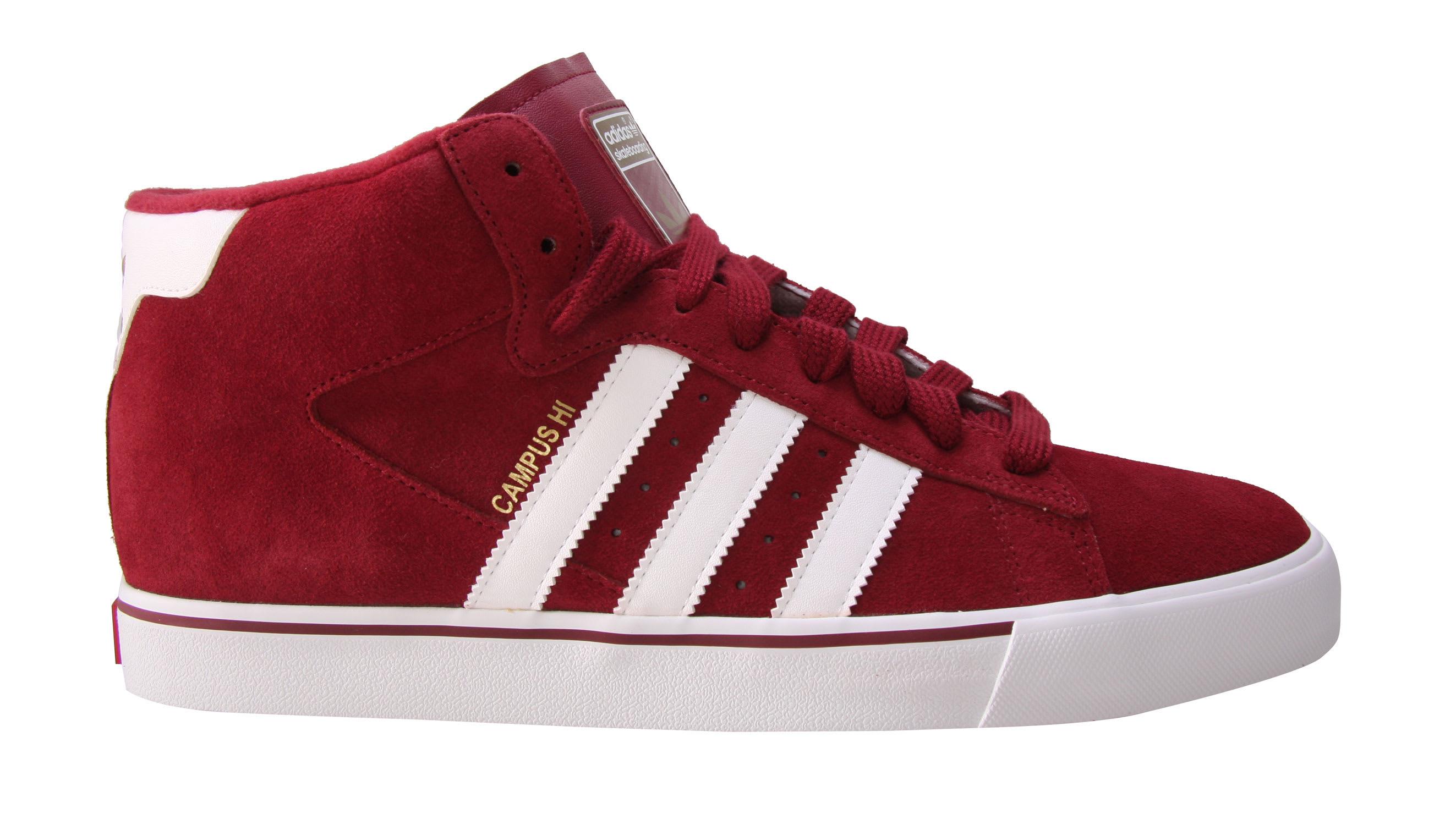 Adidas Campus Vulc Mid Skate Shoes - thumbnail 1 0b6fdf1892