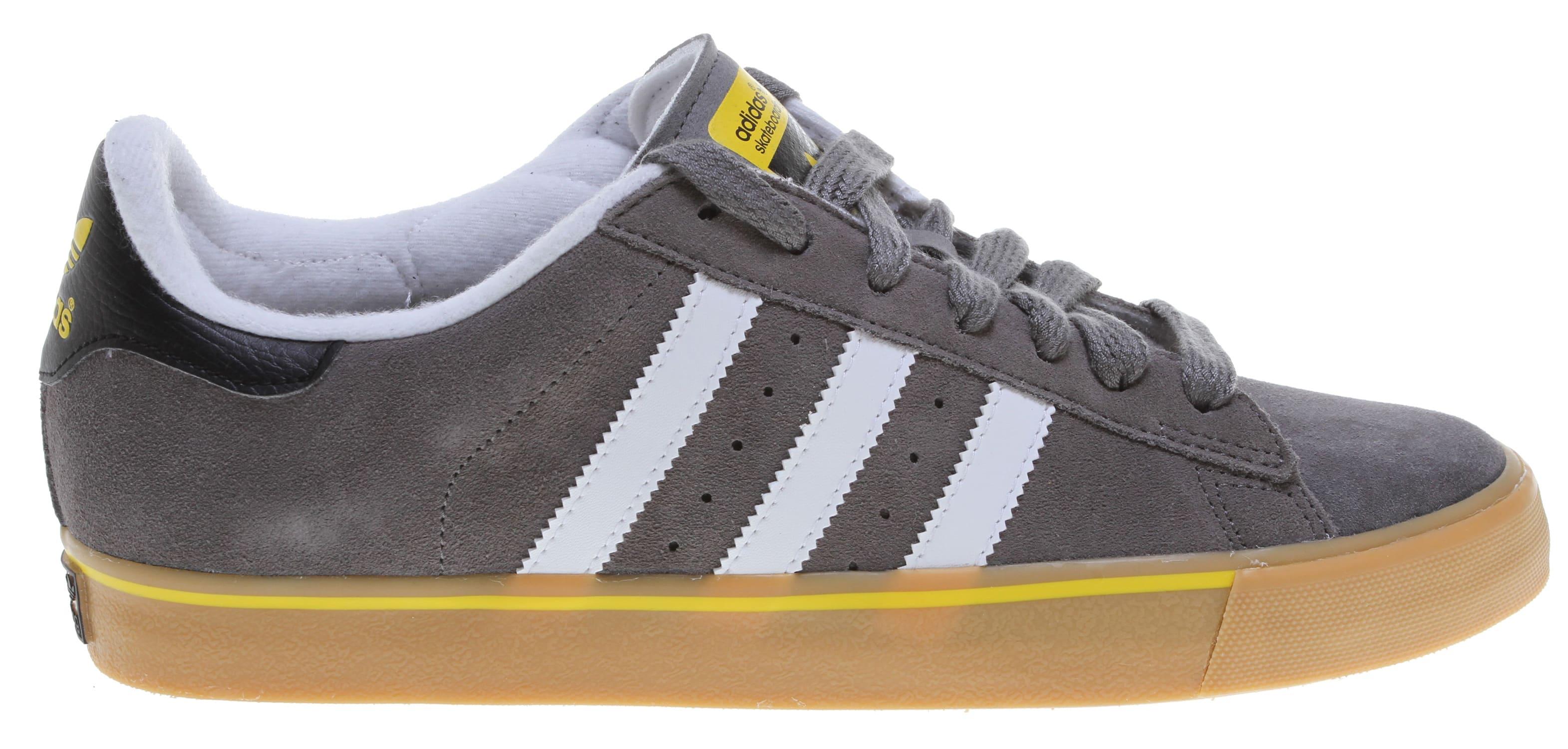 Adidas Campus Vulc Skate Shoes - thumbnail 1 fd217964b4