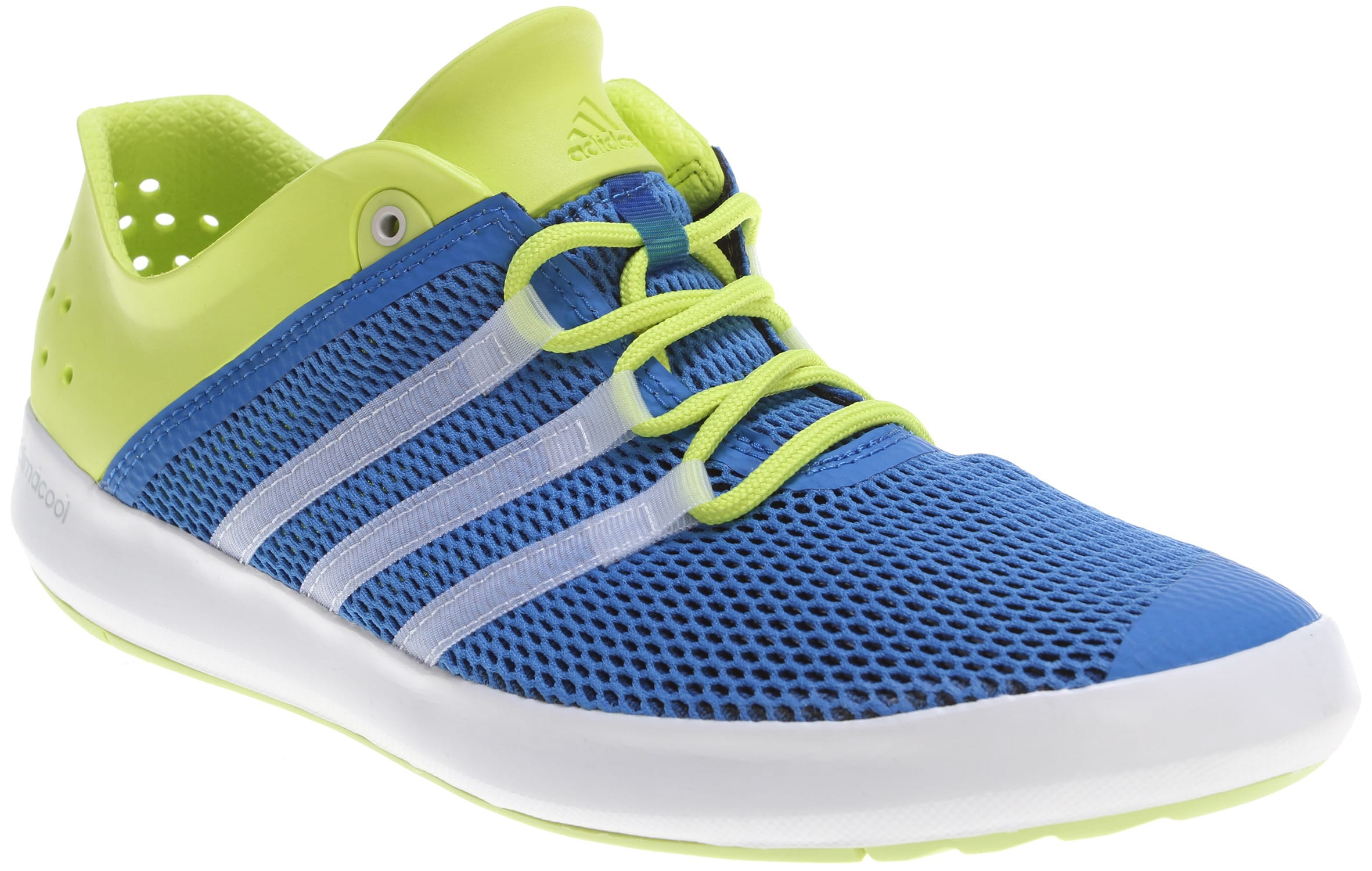 adidas men's climacool boat pure water shoes