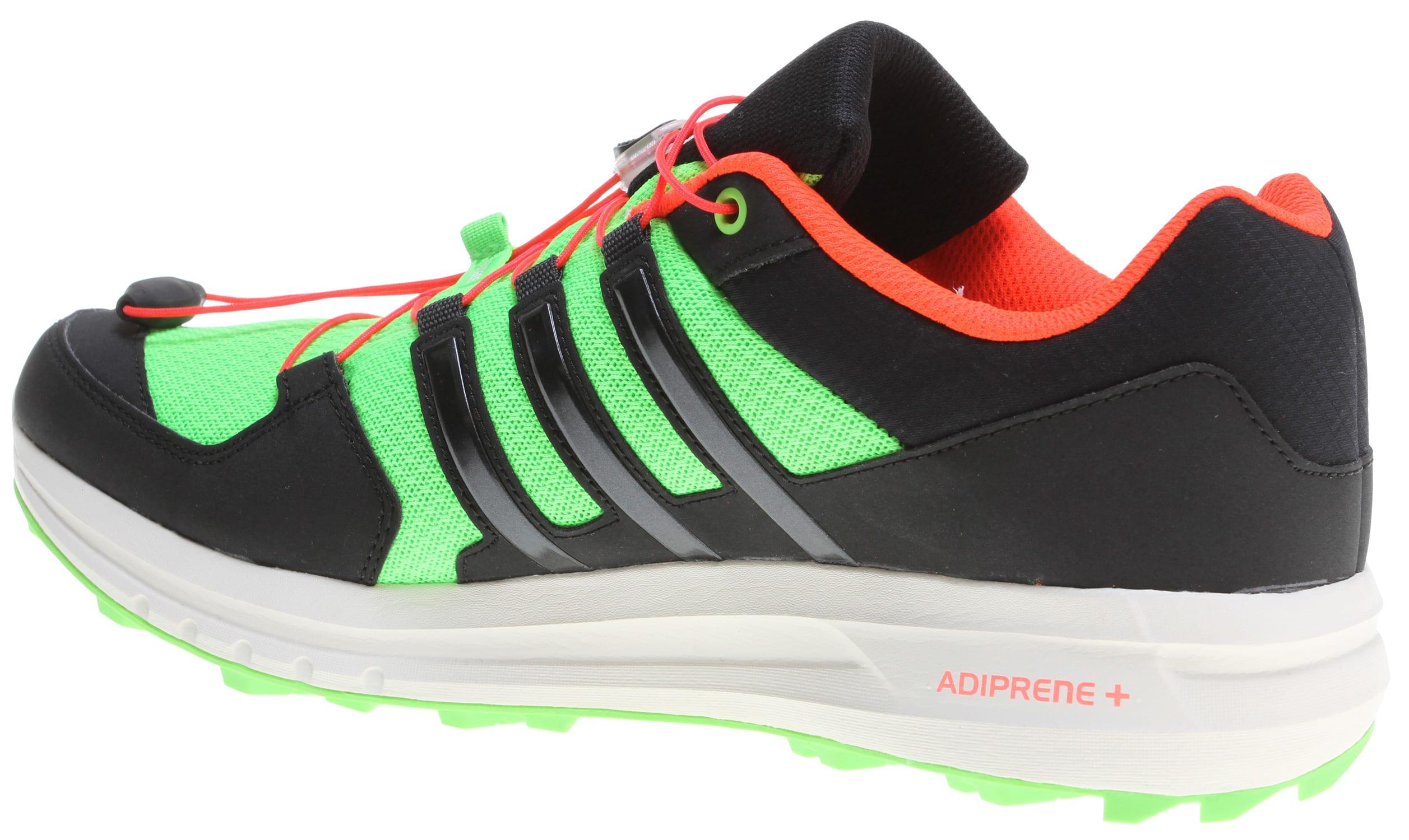 newest 3fcf5 abd86 Adidas Duramo Cross Trail Hiking Shoes - thumbnail 3