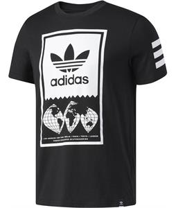 Adidas Global Lockup T-Shirt