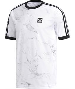 Adidas Marble Clima Club Jersey T-Shirt