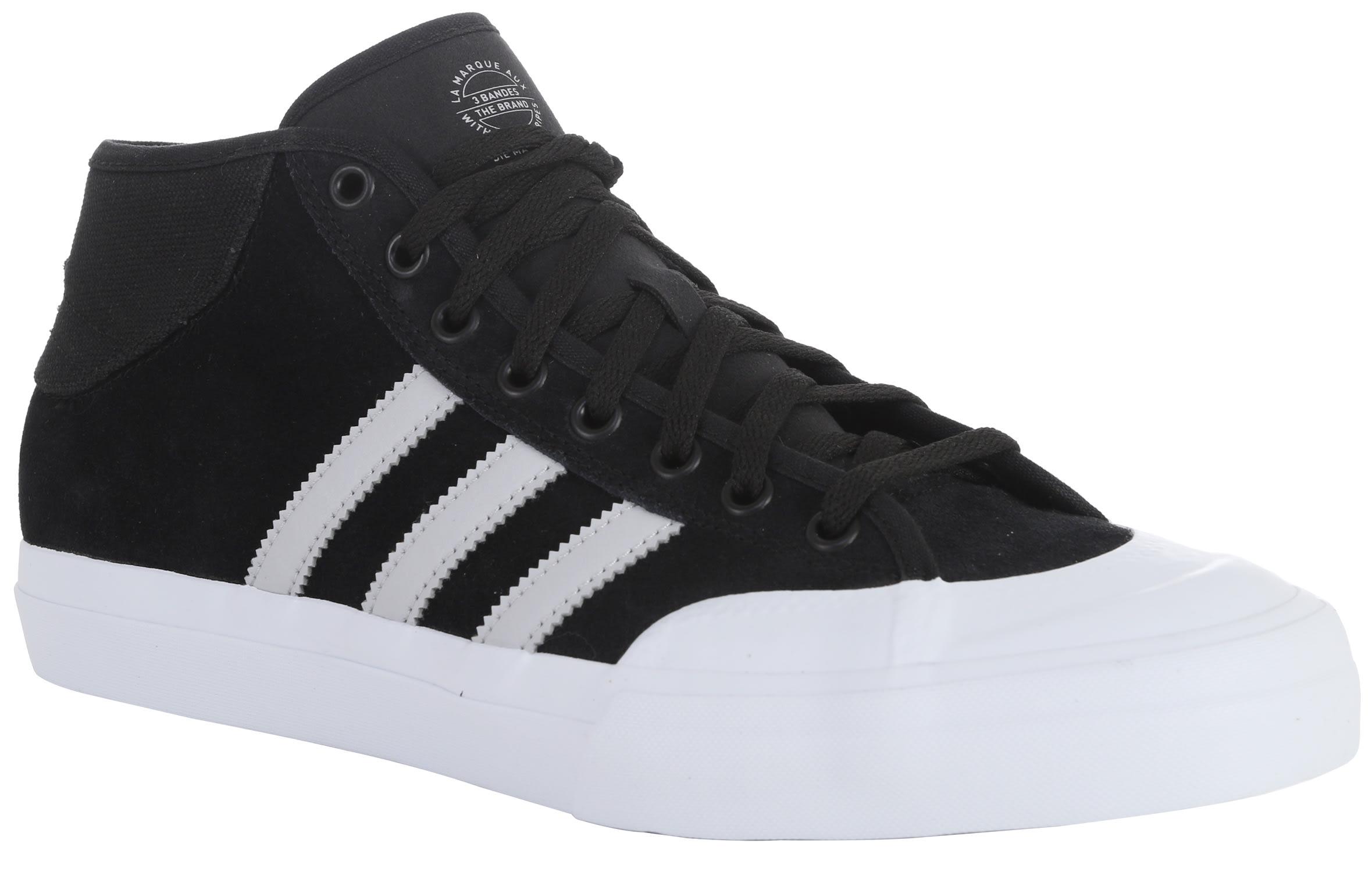 Adidas Matchcourt Mid ADV Skate Shoes