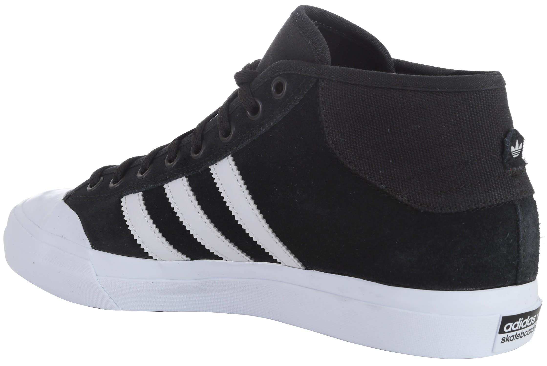 huge discount afc8d 111cd Adidas Matchcourt Mid ADV Skate Shoes - thumbnail 3