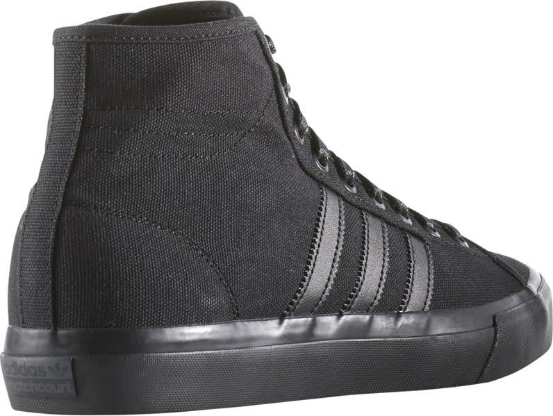big sale ff250 0ede0 Adidas Matchcourt Mid Remix Skate Shoes - thumbnail 3