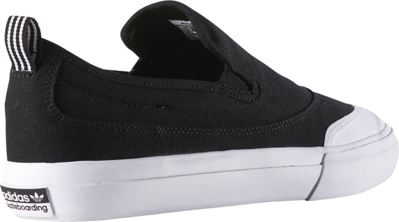 72b4a8f445b Adidas Matchcourt Slip-On ADV Skate Shoes - thumbnail 3