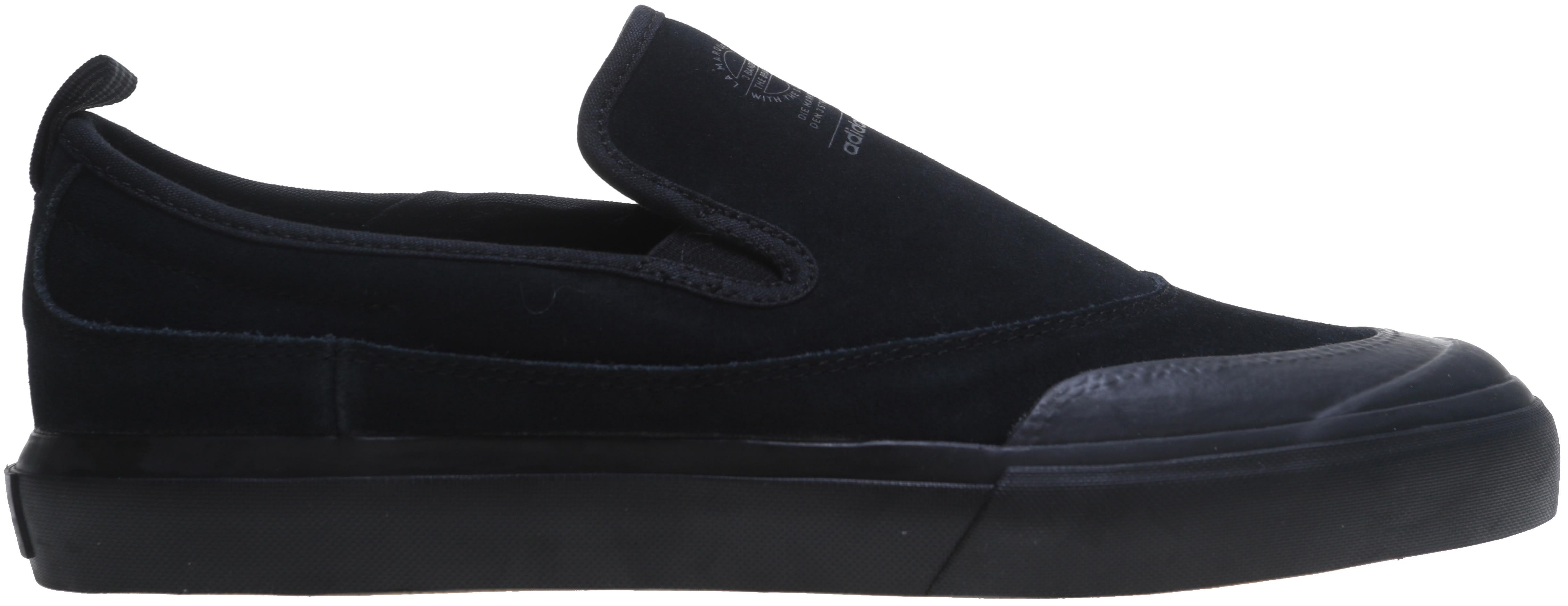 7476fd6bfca Adidas Matchcourt Slip Skate Shoes - thumbnail 1