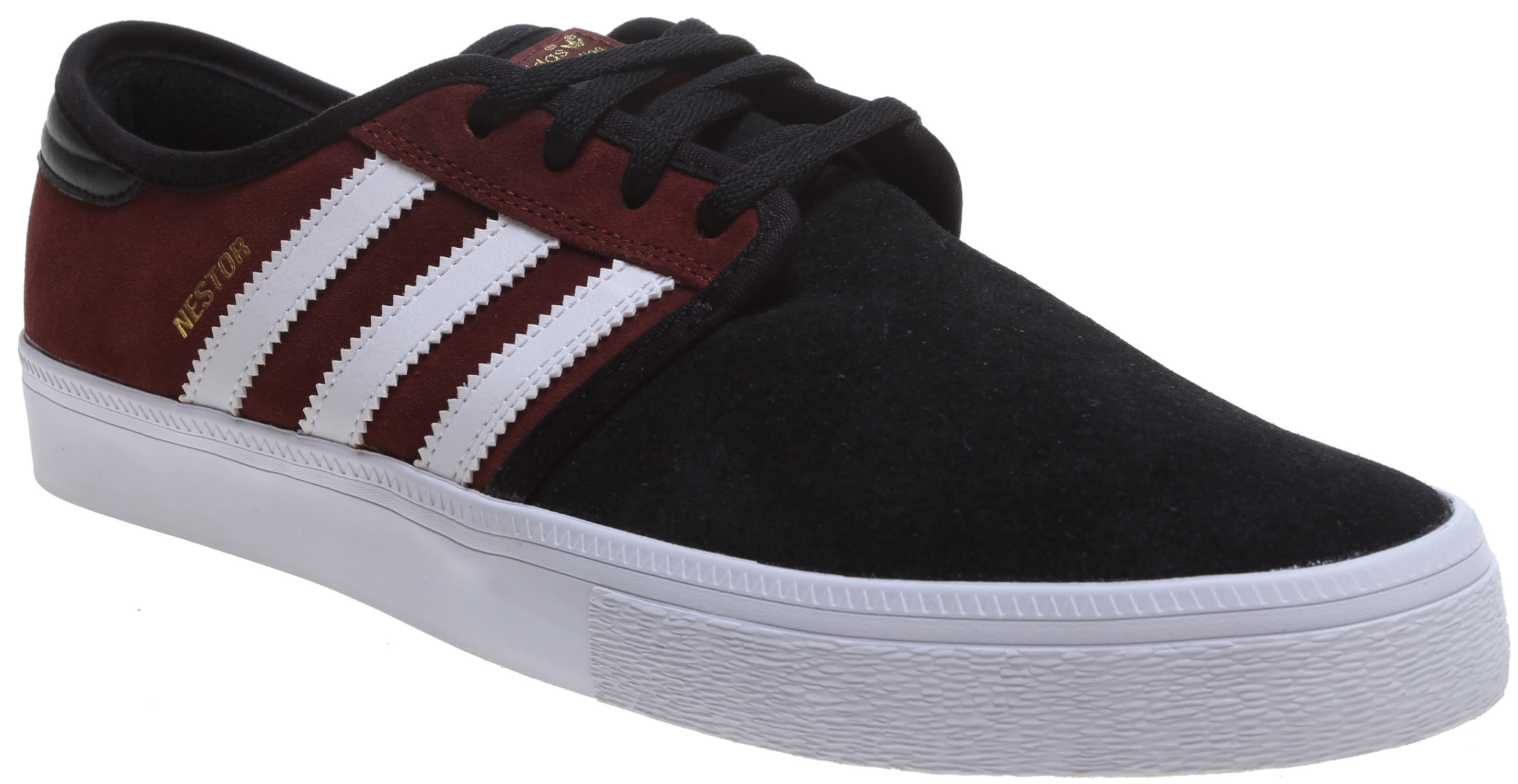 New Arrival Adidas Seeley ADV Skate Shoes