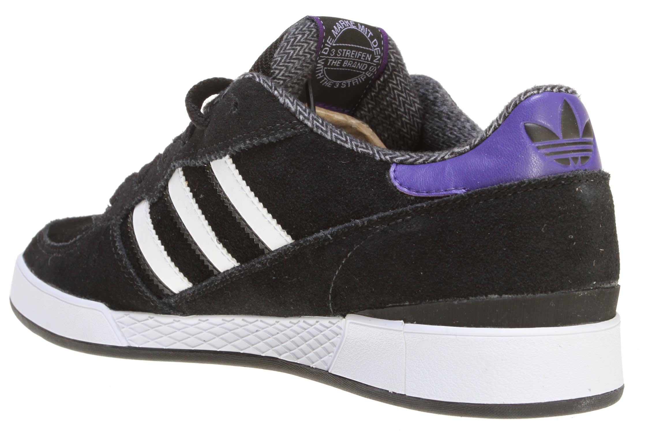 25181f73c8 Adidas Silas Skate Shoes - thumbnail 3