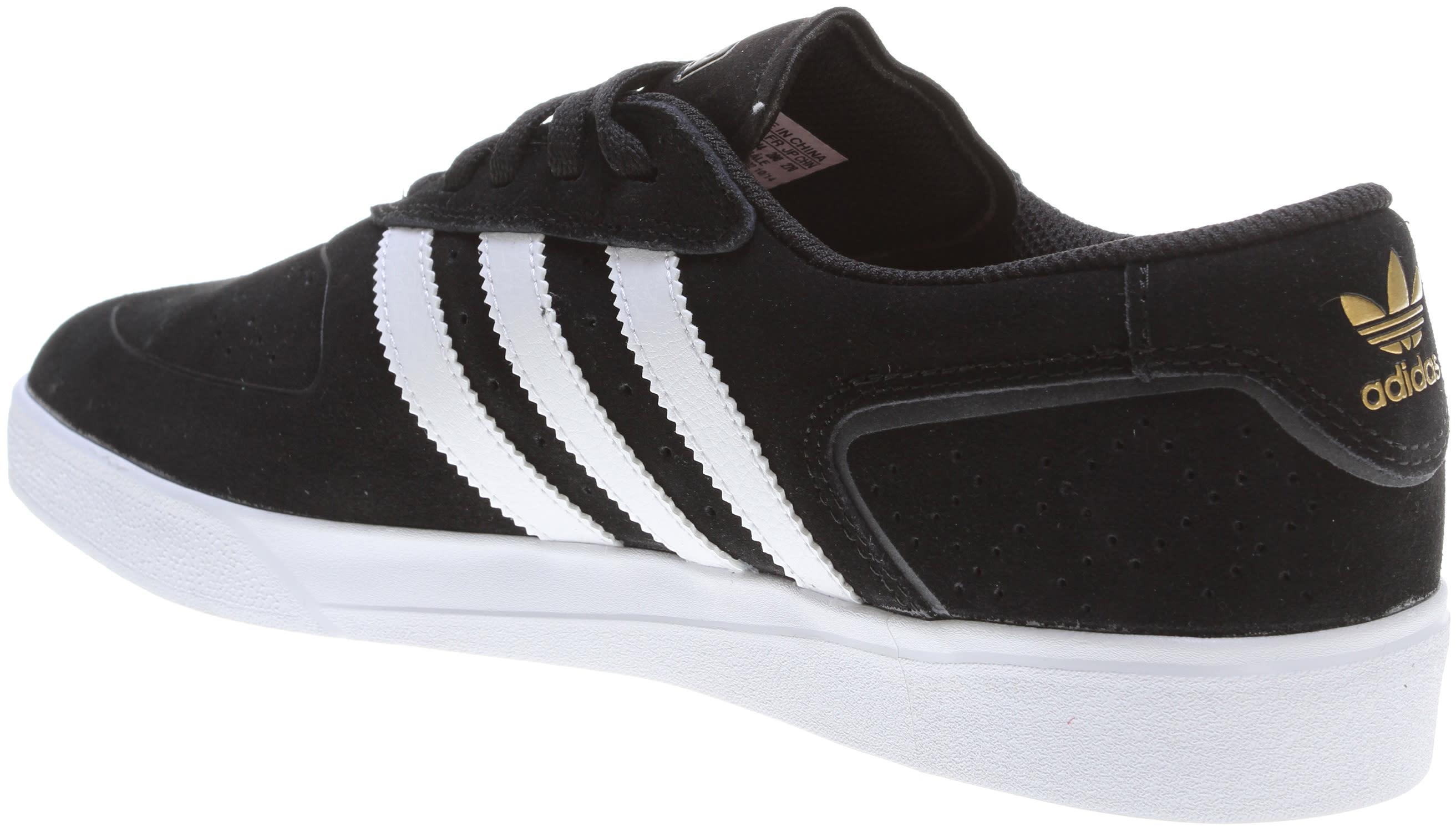 dd01c1284a241c Adidas Silas Vulc Skate Shoes - thumbnail 3