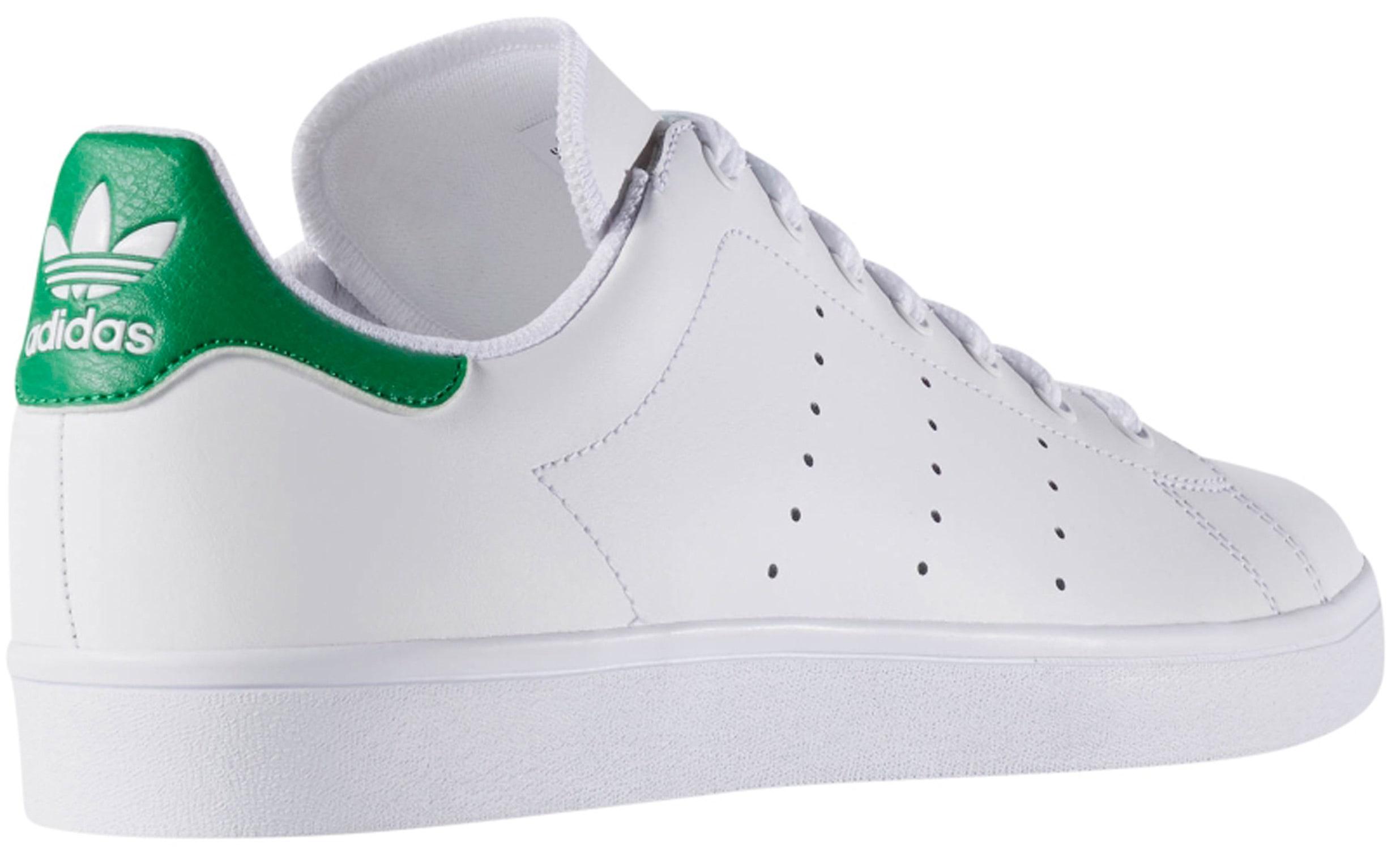 843ba6254b8 Adidas Stan Smith Vulc Skate Shoes - thumbnail 3