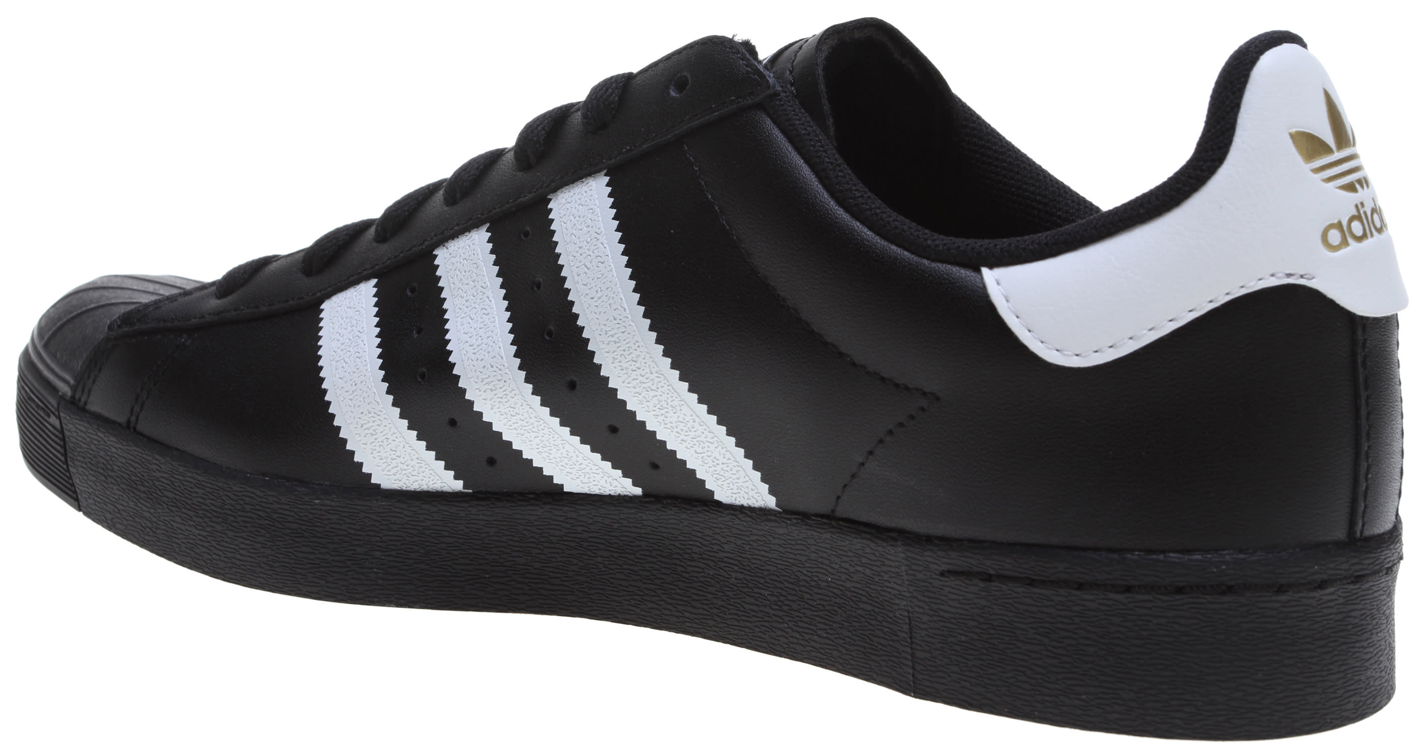 best service 17b92 fdc7f Adidas Superstar Vulc ADV Skate Shoes