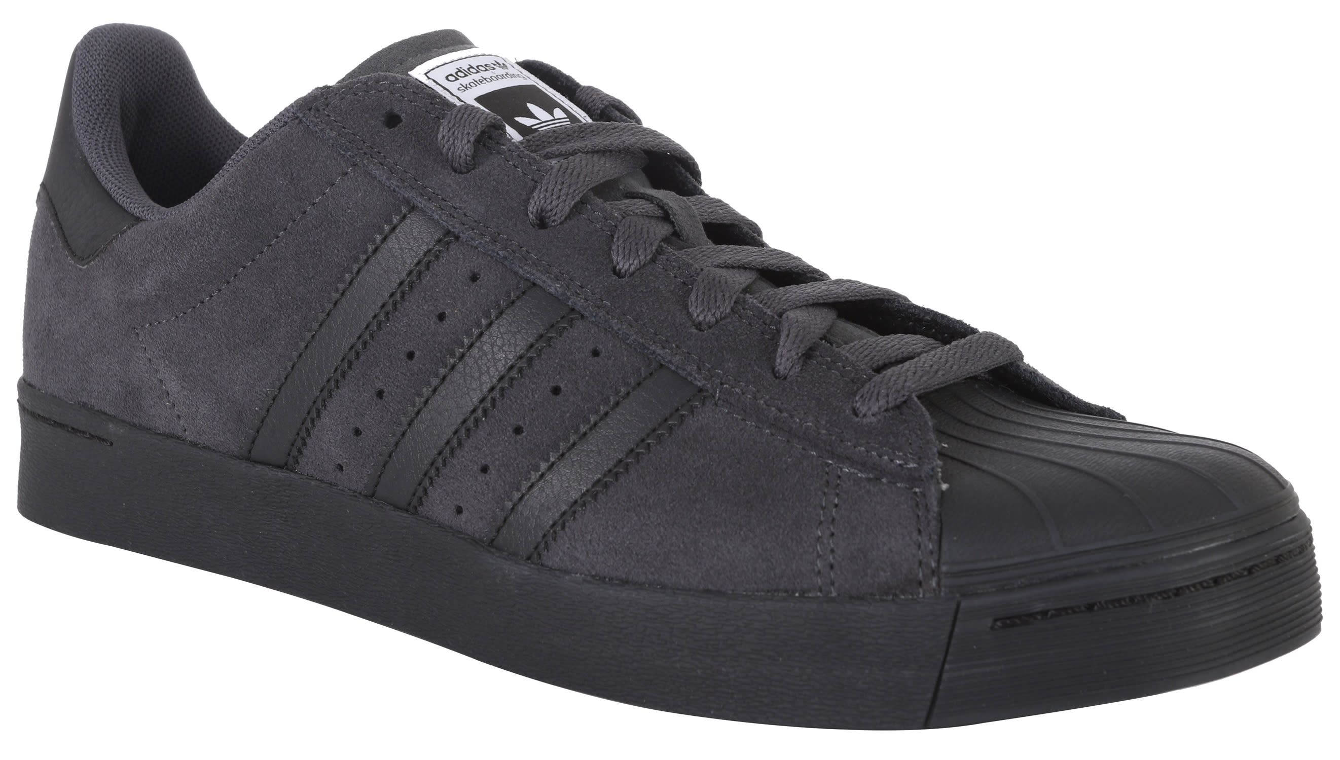 big sale 96fd7 4c5a6 Adidas Superstar Vulc ADV Skate Shoes - thumbnail 2