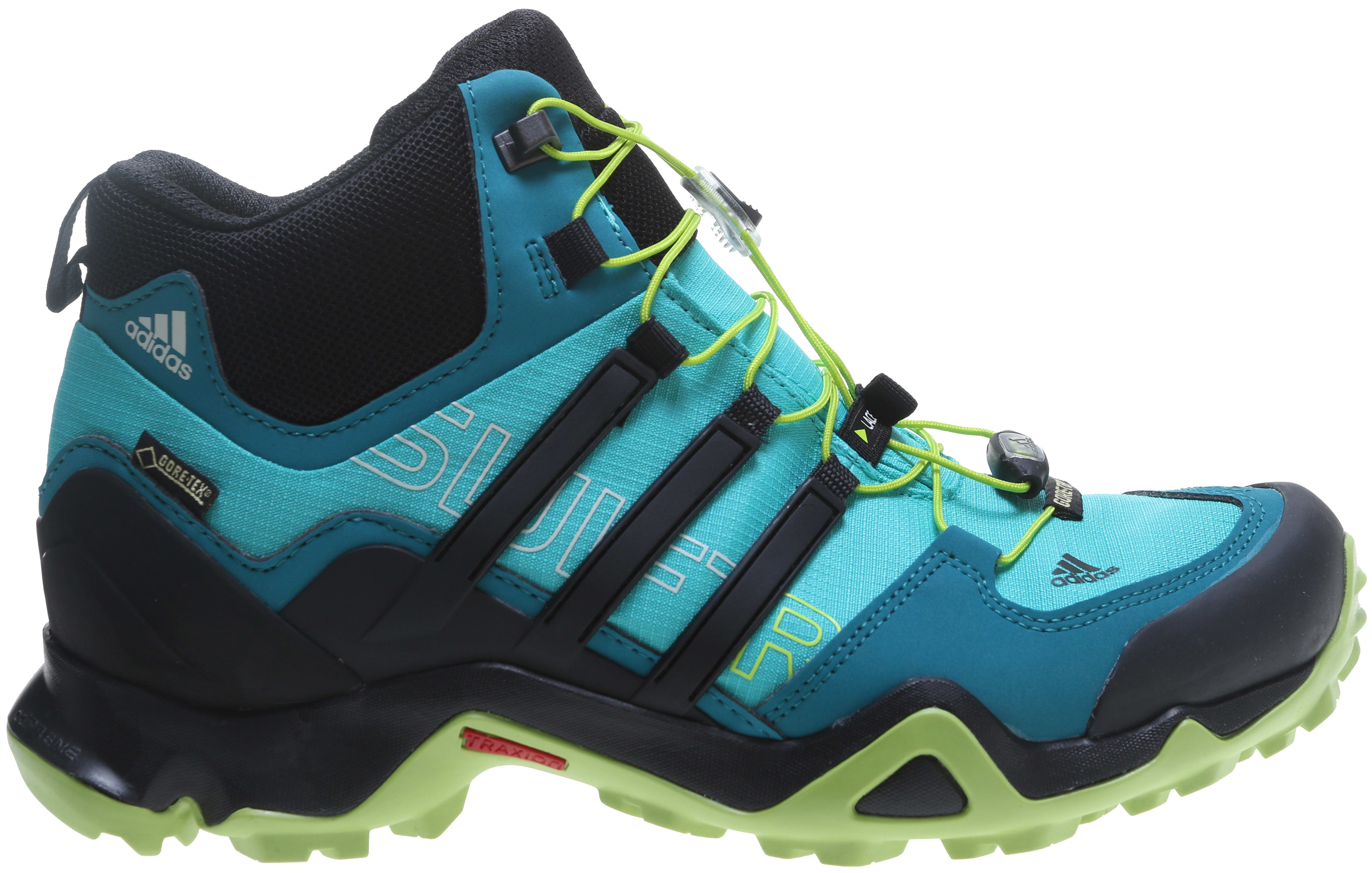 sports shoes a5a46 29d47 Adidas Terrex Swift R Mid GTX Hiking Boots - thumbnail 1