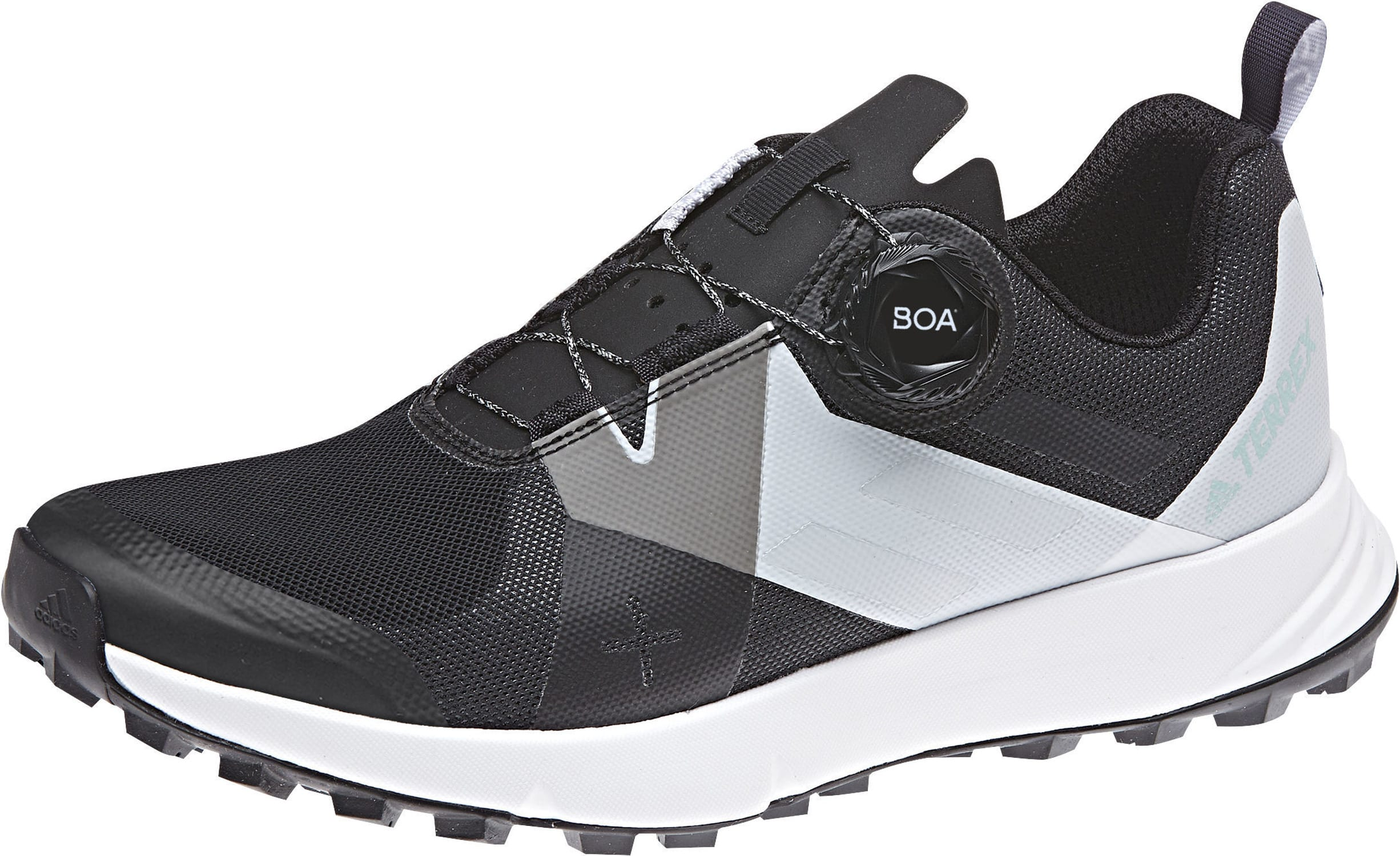 6e90689546 Adidas Terrex Two BOA Trail Running Shoes - Womens