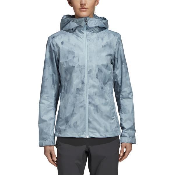 Adidas Wandertag AOP Jacket Womens