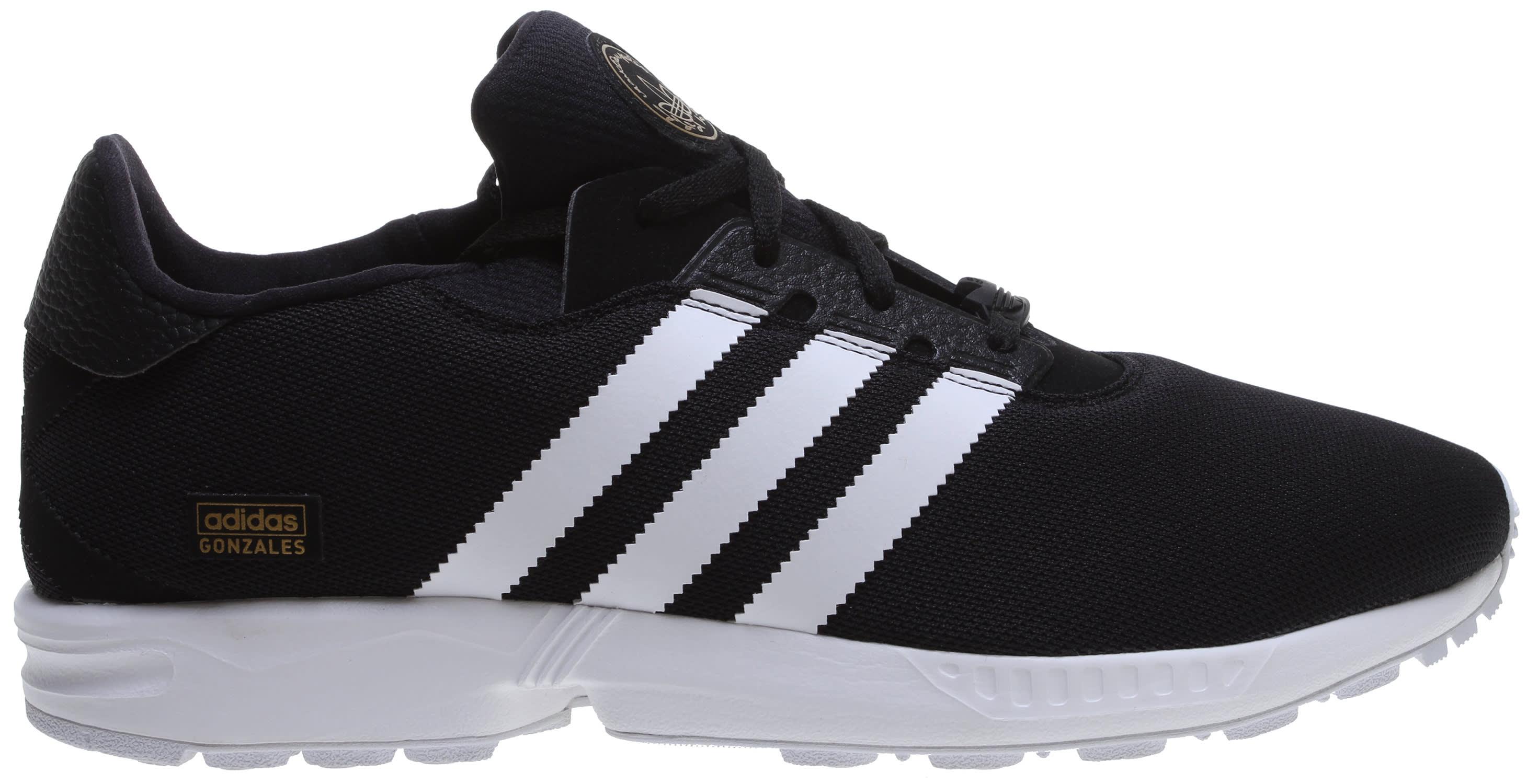 Adidas Zx Gonz Skateboarding- Black trainers