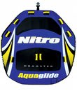 Aquaglide Nitro 3 Inflatable Towable Tube - thumbnail 2