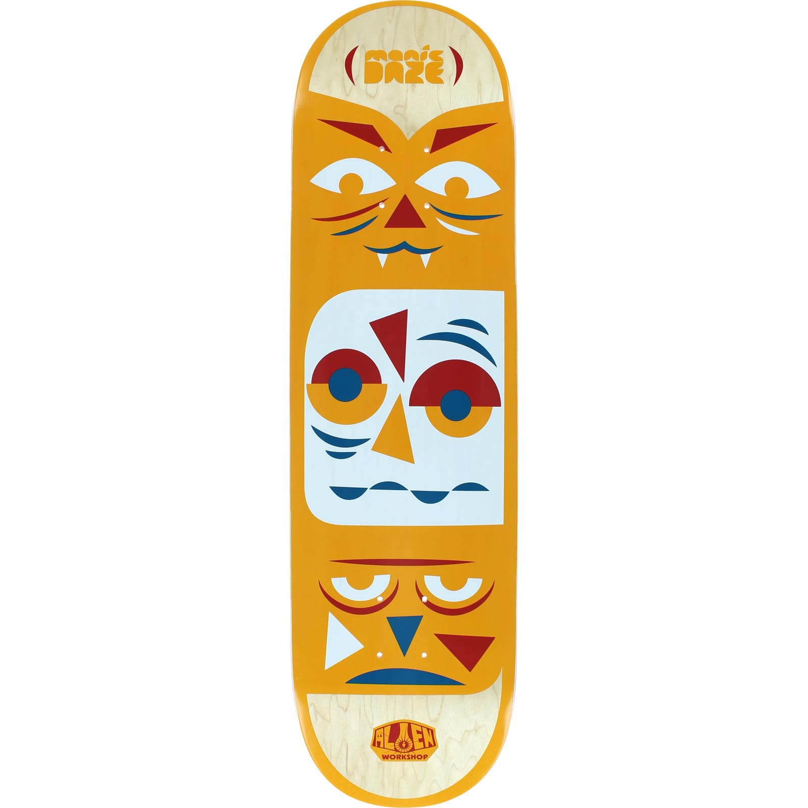 Image of Alien Workshop Manic Daze MD Skateboard Deck