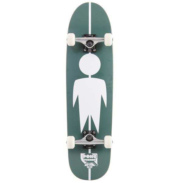 Alien Workshop Pong Pusher Cruiser Longboard Skateboard Complete U.S.A. & Canada