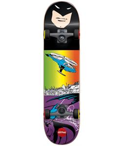 Almost Batman Flight Mid Skateboard Complete