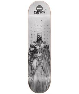 Almost Batman Pencil Sketch Skateboard Deck