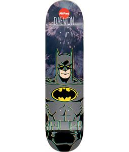 Almost Batman Tie Dye Skateboard Deck