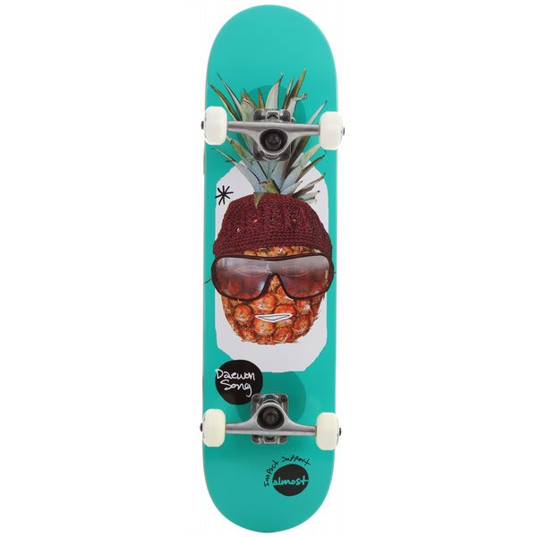 Almost Fruit Face Impact Skateboard Complete Daewon Song U.S.A. & Canada