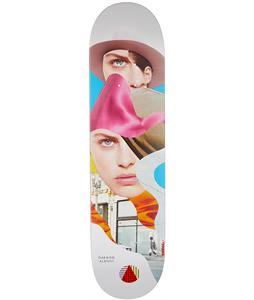 Almost Girl Collage Skateboard Deck