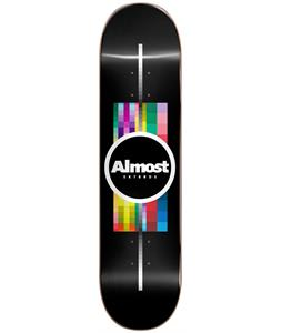 Almost Pixel Flip Skateboard Deck