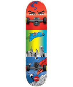 Almost Superman Flight Mini Skateboard Complete