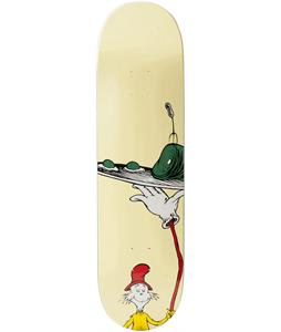 Almost x Dr. Seuss Mullen Cat Car Skateboard Deck