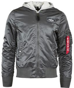 Alpha Industries L-2B Hooded Flight Jacket