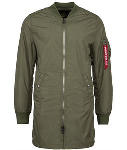 Alpha Industries L-2B Long Flight Jacket