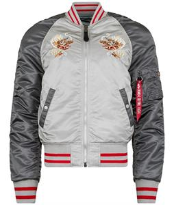 Alpha Industries MA-1 Souvenir Double Dragon Jacket
