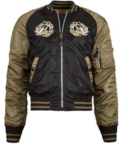 Alpha Industries MA-1 Souvenir Eagle Flight Jacket