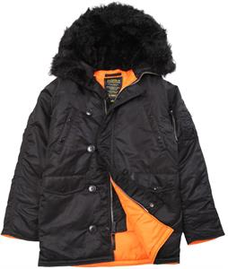 Alpha Industries N-3B Slim Fit Parka